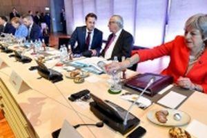 EU họp Hội nghị cấp cao về Brexit và di cư