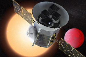 NASA phát hiện một 'siêu trái đất' đang bốc hơi