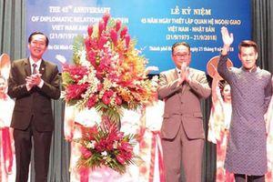 Nâng tầm quan hệ Việt Nam - Nhật Bản