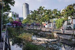 TP Cần Thơ: Ô nhiễm môi trường đô thị đang có chiều hướng gia tăng