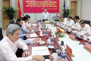 Bí thư Thành ủy Trương Quang Nghĩa: Đề nghị ngầm hóa 100% lưới điện ở các khu đô thị mới