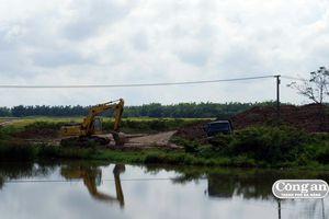 Cải tạo đồng ruộng tại Quảng Nam: Nhiều hệ quả xấu