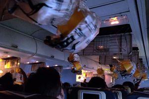 Ấn Độ: Sự cố hàng không hy hữu, 30 hành khách bị thương