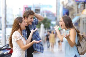 Những cách giúp du học sinh kết bạn với người Mỹ