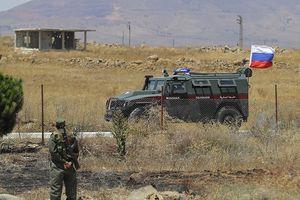 Quân cảnh Nga giữ hòa bình ở gần biên giới Syria – Israel