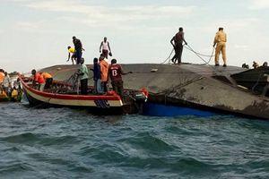 Thảm họa chìm phà tại Tanzania: Con số tử vong có thể lên tới 200 người