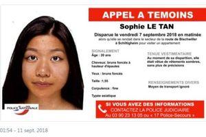 Nữ sinh gốc Việt mất tích tại Pháp: Nghi phạm đã bị bắt nhưng không khai tung tích nạn nhân
