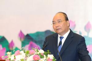Thủ tướng Nguyễn Xuân Phúc: 'Đời sống mà thiếu tinh thần, không văn hóa thì vô nghĩa'