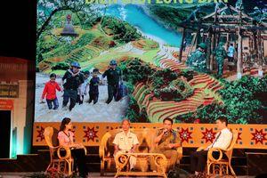 Chương trình nghệ thuật đặc biệt 'Biên giới lòng dân'