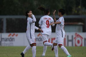 Lịch thi đấu, dự đoán tỷ số vòng loại Giải U.16 nữ châu Á hôm nay 21.9