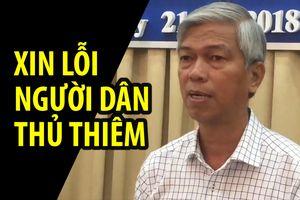 TP.HCM xin lỗi người dân Thủ Thiêm vì những thiệt thòi nhiều năm qua