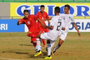 Lịch thi đấu, dự đoán tỷ số của U.16 VN tại Giải U.16 châu Á hôm nay 21.9