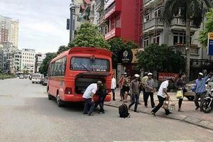 Hà Nội: Phối hợp xử lý vi phạm trong hoạt động vận tải hành khách bằng xe ô tô