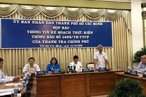 UBND TPHCM xin lỗi người dân Thủ Thiêm