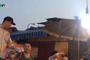 Khẩn trương điều tra hoạt động bảo kê tại chợ Long Biên