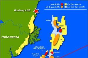 Eni dự kiến khoan mỏ khí Merakes ngoài khơi Indonesia trong tháng 3/2019