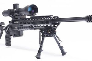 Bí mật súng trường bắn tỉa bảo vệ Tổng thống Putin?