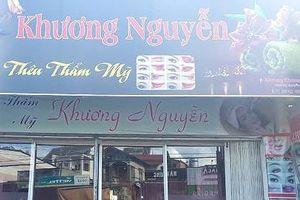 Đắk Nông: Cầm nhầm điện thoại, chủ tiệm Spa ép khách viết giấy nợ 30 triệu