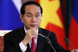 Đại sứ quán Nga chia buồn về việc Chủ tịch nước Trần Đại Quang qua đời