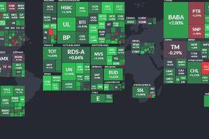Trước giờ giao dịch 21/9: Xu hướng tăng chung của chứng khoán thế giới