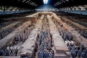 Bí ẩn 'đội quân' đất sét khổng lồ trong lăng mộ Tần Thủy Hoàng