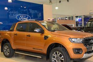 Ford Ranger 2019 chính thức về đại lý giá hơn 900 triệu đồng
