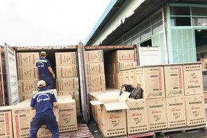 Điều tra làm rõ lô hàng loa thùng nhập khẩu giả mạo xuất xứ Việt Nam