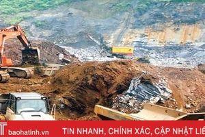 Chính phủ yêu cầu tăng cường thanh tra khai thác khoáng sản