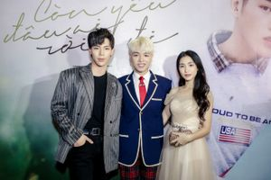 Hòa Minzy, Erik chúc mừng Đức Phúc ra mắt MV mới