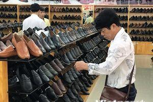 Kim ngạch xuất khẩu giầy dép vượt con số 10,5 tỷ USD trong 8 tháng