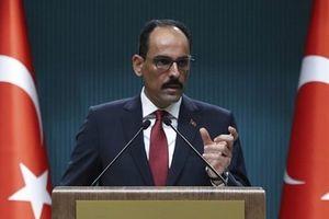 Thổ Nhĩ Kỳ không đồng ý loại bỏ 'phe đối lập ôn hòa' khỏi Idlib
