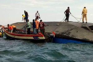 Vụ lật phà ở Tanzania: Đã có tới 126 người thiệt mạng