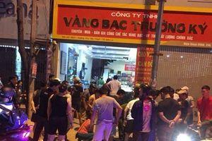Sơn La: Bắt giữ nhóm đối tượng táo tợn cướp tiệm vàng