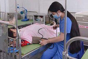 Sản phụ vỡ tử cung may mắn thoát chết