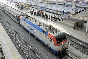 Đường sắt liên Triều biến Hàn Quốc thành trung tâm logistics toàn cầu