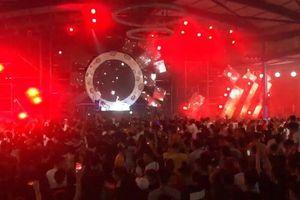 7 người chết ở lễ hội âm nhạc:Tạm giữ GĐ Công ty Á Châu