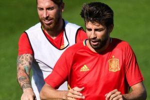 Ramos và Pique đã hóa giải thù hận vì lý do này