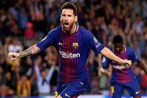 Messi, Pogba dẫn đầu đội hình hay nhất Champions League!