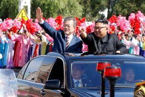 Những hình ảnh ấn tượng tại Thượng đỉnh Hàn - Triều