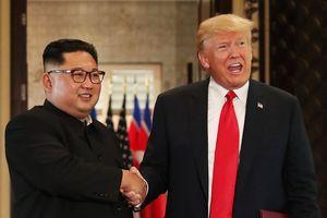 Mỹ dội 'gáo nước lạnh' vào đề nghị của ông Kim Jong-un