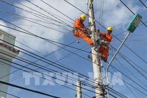 Kế hoạch ứng phó với sự cố điện mùa mưa bão