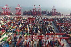 Căng thẳng thương mại Mỹ-Trung gây tổn hại đến thương mại toàn cầu
