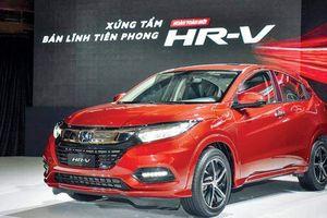 Honda HR-V 2018: Tân binh đáng gờm trong phân khúc SUV đô thị