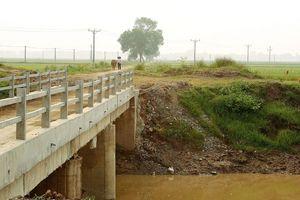 Gói thầu xây lắp thủy lợi tại Vĩnh Phúc: Yêu cầu làm rõ phản ánh thông thầu