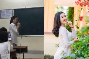 Bị phạt hát trước lớp, nữ sinh được tìm kiếm vì giọng quá ấm, ai ngờ còn phát hiện thêm nhan sắc đúng chuẩn 'trong mơ'