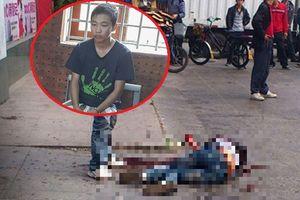 Nam thanh niên dùng dao thủ sẵn trong người đâm đối thủ tử vong
