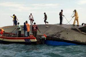 Chìm phà ở Tanzania: Hơn 44 người thiệt mạng, hàng trăm người khác mất tích
