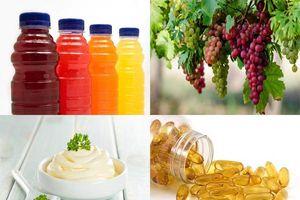 Thực phẩm quen thuộc có thể gây hại cho trẻ nhỏ mà cha mẹ cần biết