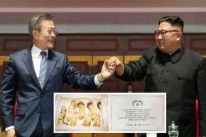 Tiết lộ món quà triệu USD ông Kim Jong-un tặng Tổng thống Hàn Quốc