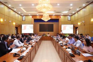 Phiên họp cấp kỹ thuật lần thứ nhất về PPP tại Việt Nam